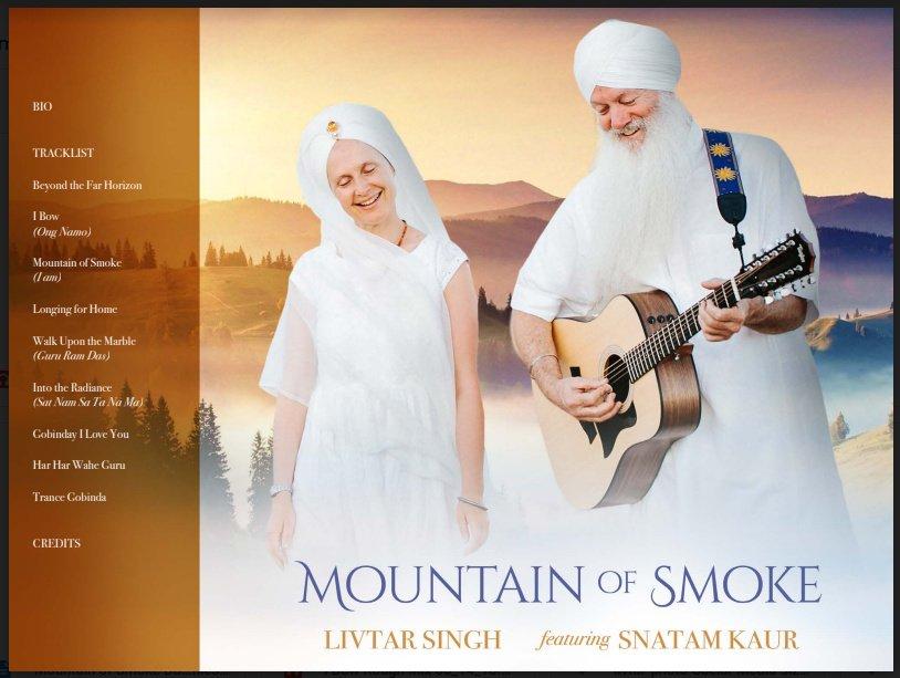 Mountain of Smoke Cover